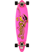 Sector 9 The Swift Pink 34.5 Longboard Complete