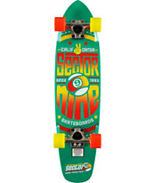 "Sector 9 The Wedge Teal 31.25"" Cruiser Complete Skateboard"