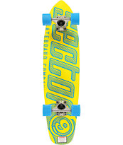Sector 9 The Wedge Yellow 31 Cruiser Complete