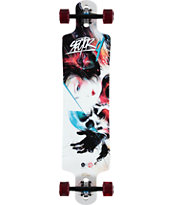 "Sector 9 x Meggs Kiss Of Death 40.5"" Drop Through Longboard Complete"