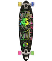 "Sector 9 x Sunset The Swift 29.9"" Cruiser Complete Skateboard"
