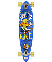 "Sector 9 x Sunset The Swift 34.5"" Cruiser Complete Skateboard"