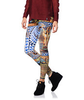 See You Monday Egyptian Printed Leggings