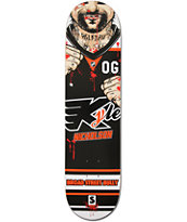 Selfish Kyle Nicholson Bully 7.87 Pro Model Skateboard Deck