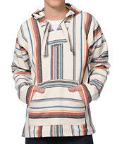 Senor Lopez New Retro Natural Poncho