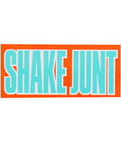 Shake Junt Mainline II Assorted Stickers