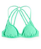 Since By Malibu Sunkissed Bralette Triangle Bikini Top