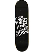 Sk8 Mafia Crusty By Nature 8.25 Skateboard Deck