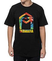 Sk8Mafia House Logo Tie Dye T-Shirt