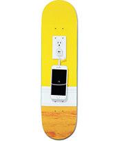 """Skate Mental Dead 8.0"""" Skateboard Deck"""