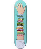 "Skate Mental O'Neill Armbands 8.0"" Skateboard Deck"