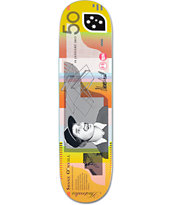 "Skate Mental O'Neill Currency 8.25"" Skateboard Deck"