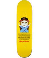 "Skate Mental Staba Emoji 8.5"" Skateboard Deck"