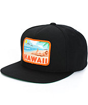 Skate Mental x GLX Hawaii Snapback Hat