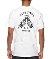 Sketchy Tank Good Times Tee Shirt