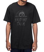 Sketchy Tank Lurk camiseta negra