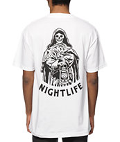 Sketchy Tank Nightlife T-Shirt