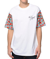 Sky Culture The Finest White Tee Shirt