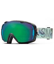 Smith IO Sol-X Snowboard Goggles