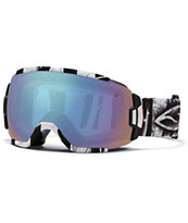 Smith Vice Charcoal Batik 2014 Snowboard Goggle