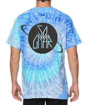 So Gnar Cosmic Swirl Tie Dye T-Shirt