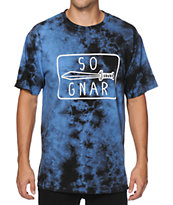 So Gnar Sword Acid Wash T-Shirt