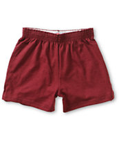 Soffe Authentic Maroon Shorts