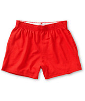 Soffe Authentic Red Shorts