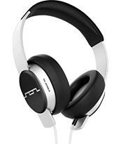 Sol Republic Master Tracks White Over Ear Headphones