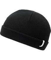 Spacecraft Jet City Black Beanie