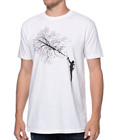 Spacecraft Maker White Tee Shirt