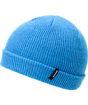 Spacecraft Offender Heather Blue Fold Beanie