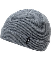 Spacecraft Offender Heather Grey Fold Beanie