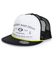 Spacecraft Stay True Trucker Hat