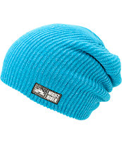 Spacecraft The Night Rider Cyan Beanie