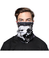 Spacecraft Wolf Neck Gaiter Face Mask
