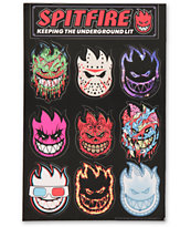 Spitfire 50 Ways Sticker Pack