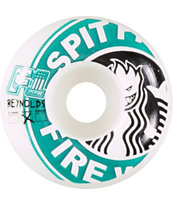 Spitfire Andrew Reynolds Coffee 52mm F1 Skateboard Wheels