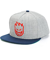 Spitfire Big Head 2 Snapback Hat