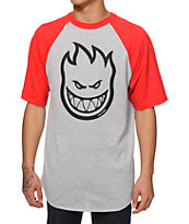 Spitfire Bighead Baseball T-Shirt