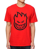 Spitfire Bighead Red T-Shirt