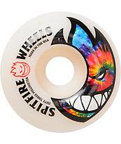 Spitfire Bighead Tie Dye 53mm Skateboard Wheels