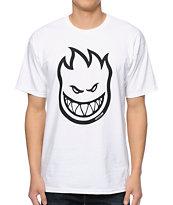 Spitfire Bighead White T-Shirt
