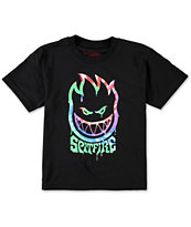Spitfire Boys Tripper Black T-Shirt