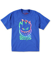 Spitfire Boys Tripper Royal Blue Tee Shirt
