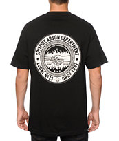Spitfire Burn Union Pocket T-Shirt