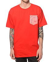 Spitfire Classic Swirl Pocket T-Shirt