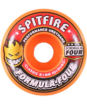 Spitfire Formula 4 51mm Skateboard Wheels