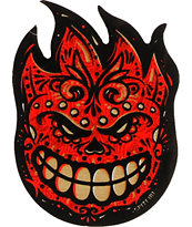 Spitfire Meurtos Red Bighead Sticker