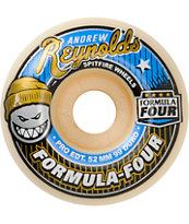 Spitfire Reynolds Pro F4 52mm Skateboard Wheels